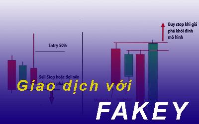 Cách giao dịch với fakey