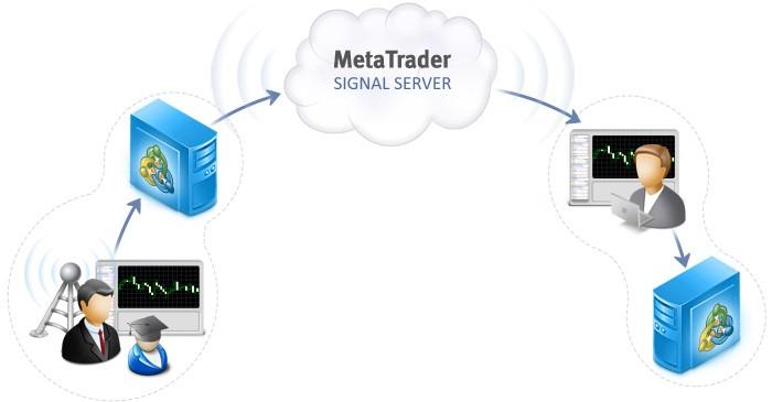 Sao chép giao dịch Forex trên diễn đàn ngoại hối MQL5