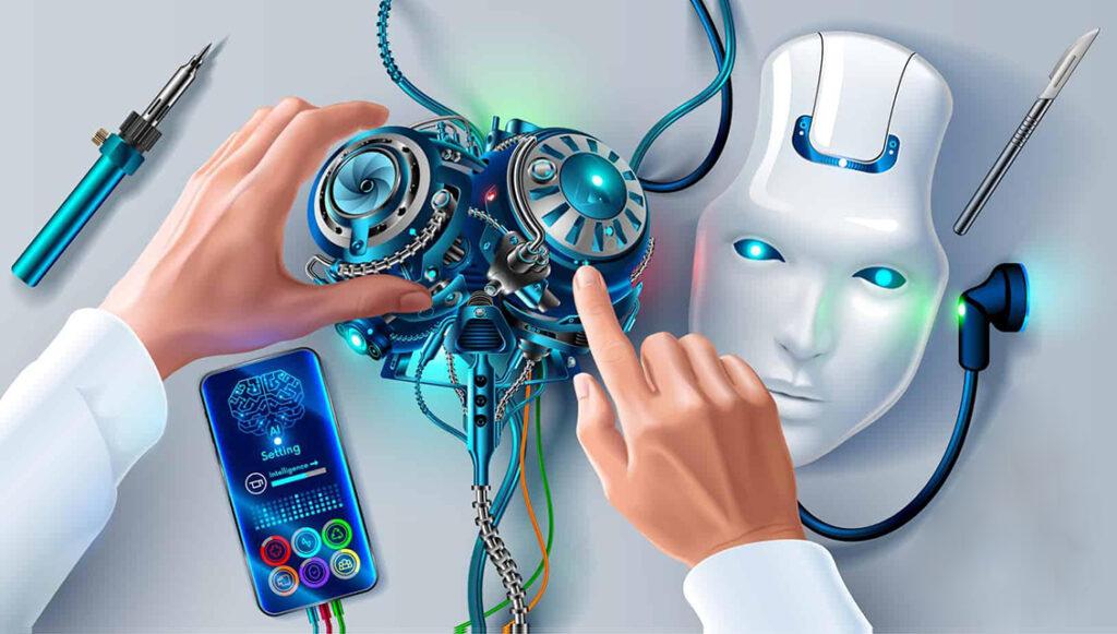 Robot Forex hỗ trợ Trader tự động hóa các lệnh giao dịch