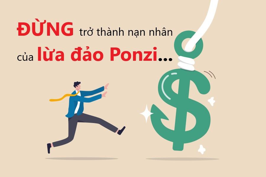 mô hình ponzi là gì