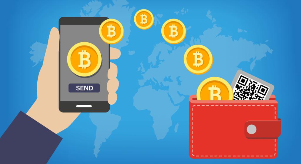 Ví Bitcoin là nơi lưu trữ tiền điện tử